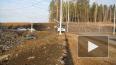 """Под Иркутском """"ИЖ"""" вылетел в кювет, 4 человека погибли"""