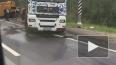 Авария грузовиков на Мурманском шоссе стала причиной ...