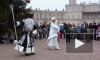 Всемирный Казачий Дед Мороз поздравил детей по-православному