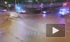 Видео: авто не пропустили друг друга на Декабристов