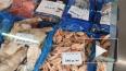 Роскачество выявило мышьяк в креветках двух марок