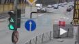 Видео: на Киевской улице на машину упало дерево