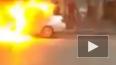 Огненное видео: В Ростове вспыхнул и сгорел дотла ...