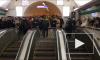 """Метро """"Невский проспект"""" закрыли для пассажиров"""