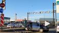 Самосвал Volvo протаранил две легковушки на Таллинском ...