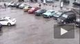 Аварийная круговерть. ДТП на площади Победы