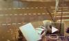 Момент ДТП на перекрестке Лиговского и Расстанной попал на видео
