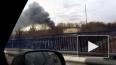 Тушить огромный пожар на складе в Москве выехали 24 маши...