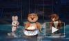 Церемония закрытия Олимпиады-2014 в Сочи: Мишка задул олимпийский огонь и заплакал