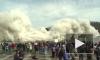 Опубликовано видео взрыва самого большого небоскреба в Кентукки