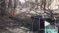 """В Одессе из-за шторма """"Юля"""" женщину насмерть придавило ..."""