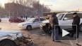 В Ижевске нетрезвый водитель устроил массовое ДТП