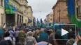 Десантники Петербурга без ЧП отпраздновали День ВДВ