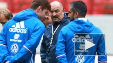 Черчесов вызвал 23 футболиста для подготовки к матчу с Коста-Рикой