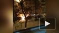 На Благодатной улице ночью сгорели две легковушки