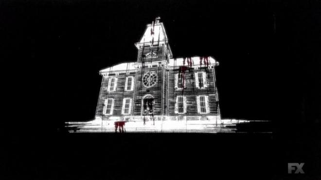 """""""Американская история ужасов"""" 6 сезон: 6 серия вышла в переводе, Миллеры и съемочная группа возвращается в дом"""