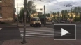 Видео: инкассаторский автомобиль превратился в пешехода ...