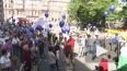 В Северной столице запустили 500 бумажных голубей мира