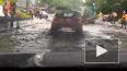 Водоканал отправился на помощь автомобилистам