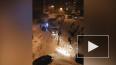 Из пожара в Московской Славянке спасатели вывели человек...