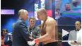 Путин: Федор - русский богатырь!