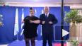 """Премьер-министр Израиля станцевал """"танец курочки"""" ..."""