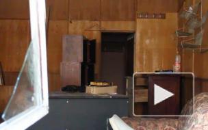 Оккупанты дома-призрака на Красноармейской «рубят» свет соседям