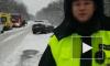 На Белоостровском шоссе произошло страшное лобовое ДТП. Есть погибшие