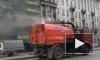 На петербургских улицах стоит пыль коромыслом