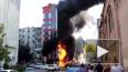 Пожар в Ростове-на-Дону: последние новости