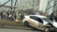 Ужасающее видео из Москвы: после ДТП одна легковушка ...