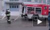 В Сестрорецке едва не взлетела на воздух бытовка с газовыми баллонами