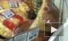 Видео из Благовещенска: В ларьке с выпечкой около детской больницы обедают мыши