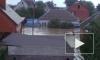 Жители Крымска, летавшие над водохранилищем, считают, что сброс всё-таки был