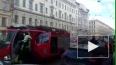 Санкт-Петербург: Появилось видео пожара на Литейном, 46