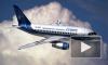 Летевший в Копенгаген SuperJet-100 вернулся в Москву из-за поломки