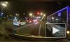 На Ленинском проспекте водитель иномарки специально перегородил дорогу скорой помощи