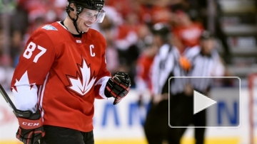 Канада выиграла Кубок мира