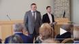 Видео: поздравительная речь Владимира Рошковича на ...