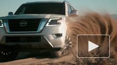 Nissan представил обновленный внедорожник Armada