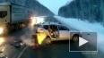 Видео ДТП: младенец вылетел из иномарки под колеса ...