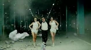 Gangnam Style бьет рекорды