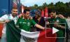 Мексиканские болельщики исполнили зенитовский заряд после победы своей сборной