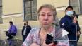 Жительница дома с обрушившимися балконами на Кирочной: ...