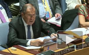 Лавров заявил, что компромиссов с террористами в Сирии быть не должно