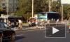Водителю автобуса с людьми, выскочившего на встречку на Ленинском проспекте, стало плохо за рулем