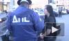 По Петербургу ездит тонированное «зубило» без номеров с сюрпризом внутри