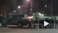 В Туле БМД протаранила Land Rover