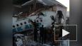 Один из пострадавших при крушении самолета в Алма-Ате ...