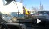 Видео из Жигулевска Самарской области: В массовой аварии 14 автомобилей есть пострадавшие